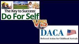 African American Jobs vs. DACA