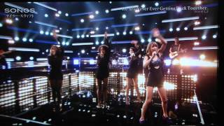Taylor Swift performing We Are Never Ever Getting Back Together on Japanese TV show SONGS