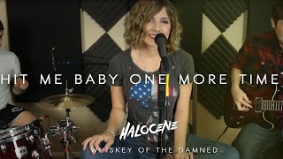 Britney Spears - Hit Me Baby One More Time - Halocene and Whiskey of the Damned Celtic Cover