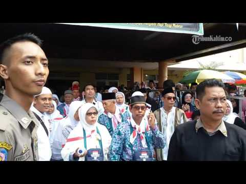 Video info haji samarinda
