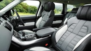 Range Rover Sport 2014 -  Interior