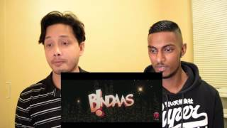 Bindaas | Bengali movie trailer reaction and review | Stageflix