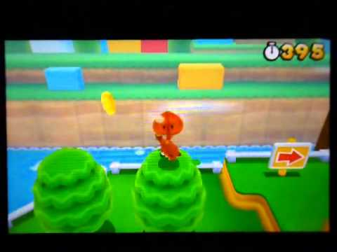 Super Mario 3D Land (World 1-1) - Walkthrough
