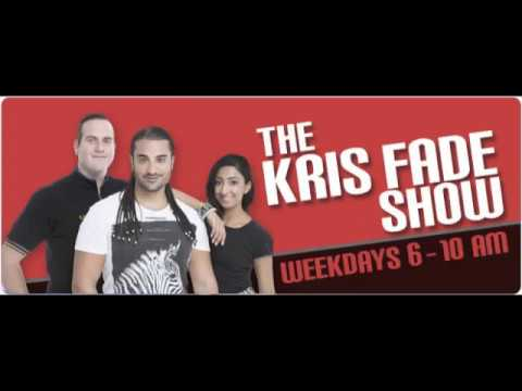 The Bug Eating Challenge on the Kris Fade Show