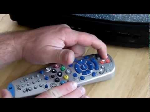 How to program your DISH Network remote to your t