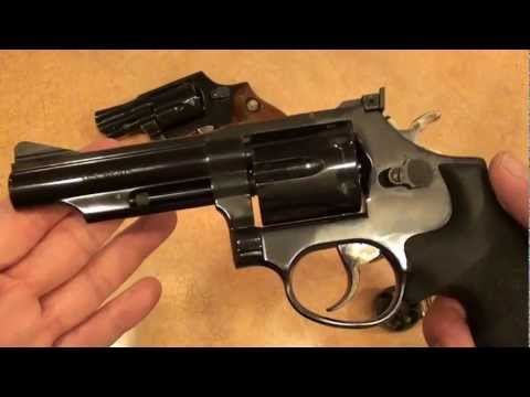 Taurus Revolvers - Model 66 357 Magnum and Model 85 38 Spl Review