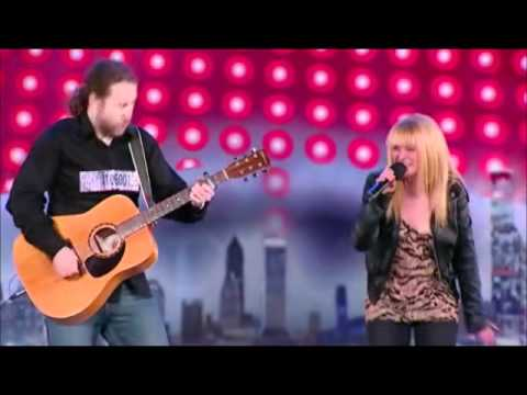 World Class Yodel - Francelle Maria & Mathieu Leger on Canada's Got Talent