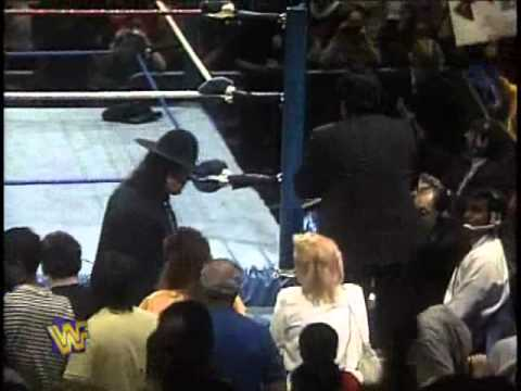 Undertakers Deadliest Matches (part 1) video
