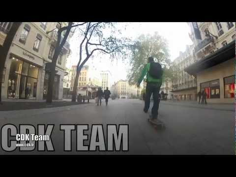 Riding Lyon with CDK Shop