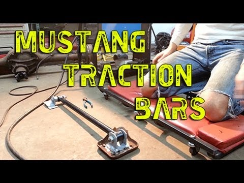 how to make traction bars duramax