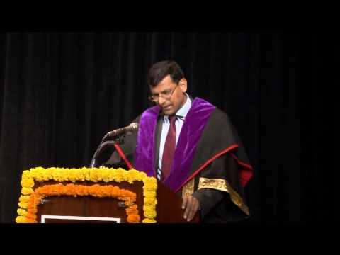 Convocation Remarks by Dr. Raghuram Rajan [ IGIDR 12th Convocation ]