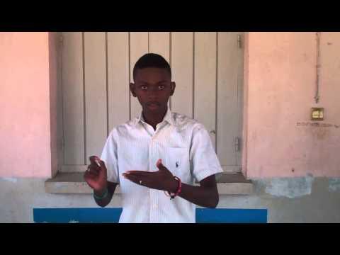 Langue des signes malgache   mianatra   etudier