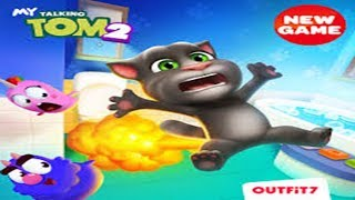 My Talking Tom 2 - Funny Android Gameplay #17