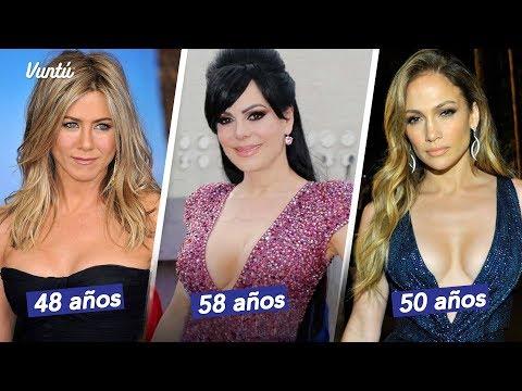 6 famosas que NO envejecen. La #1 ya es abuela y es la más buena