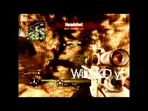 WizZ KiD yO and AuLoN x - Call of duty Black Ops Dualtage