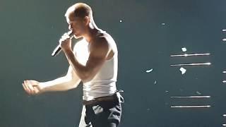 Download Lagu Imagine Dragons - Believer (live HD) Stockholm Sweden 2018 Gratis STAFABAND