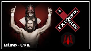 WWE EXTREME RULES 2018 - ANÁLISIS PICANTE