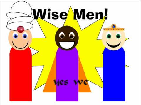 The Wisemen Song video