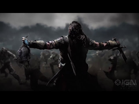 Free Shadow Of Mordor DLC Includes Sauron's Black Hand Skin - IGN News