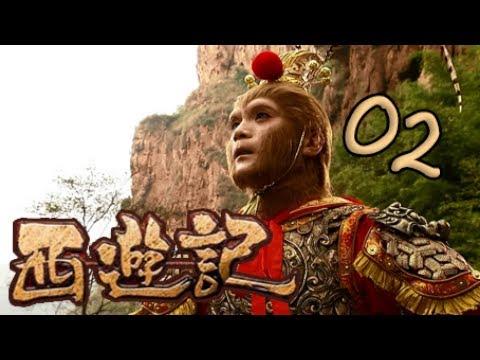 【2010新西遊記】(Eng Sub) 第2集 花果山結義 Journey to the West 浙版西遊記
