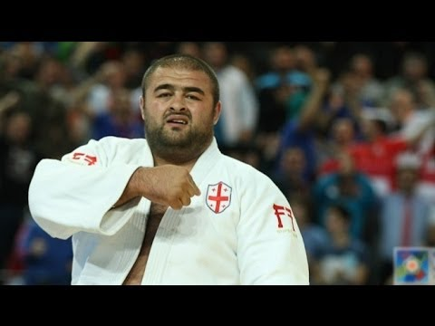 Georgia vs Russia -Team Final - JUDO European Championships - 2014 Montpellier Image 1