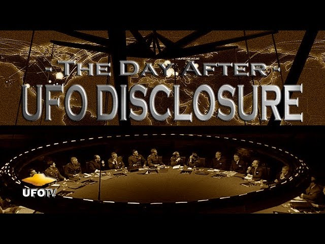 THE DAY AFTER UFO DISCLOSURE - HD Movie