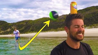 INSANE WABOBA TRICK SHOTS!
