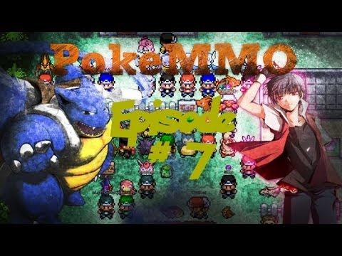 Let's Play | PokeMMO | Episode 7 | By Dj0Nekst | French | Fr