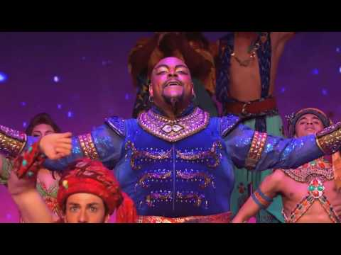 Aladdin The Musical performance on BBC Children in Need 2016