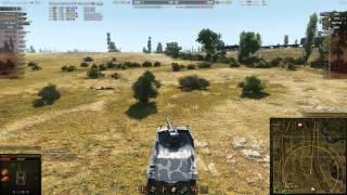 World of Tanks: Борщ с фугаской - грозный соперник . Фановый бой + WoT ЛБЗ ПТ14 на T-55A