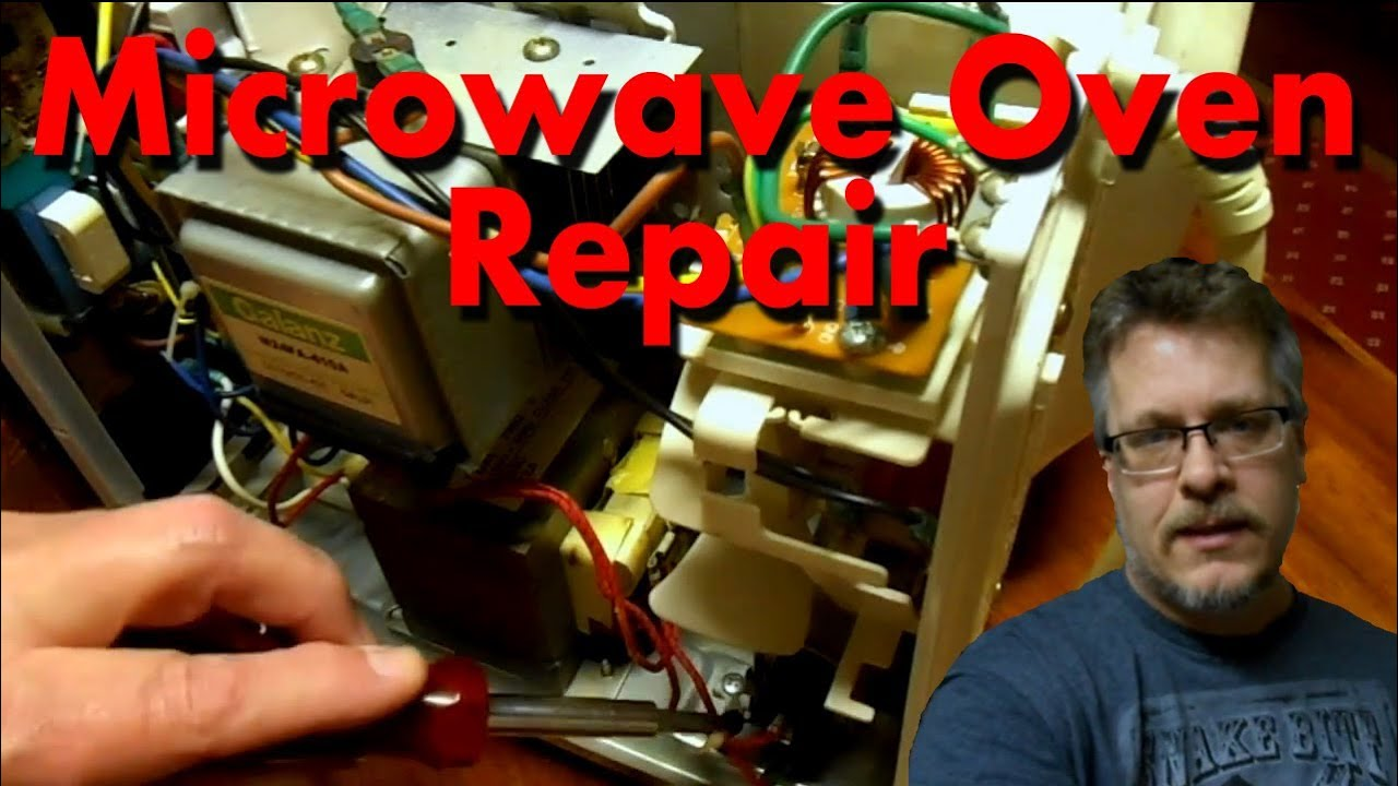 How To Fix A Microwave Oven