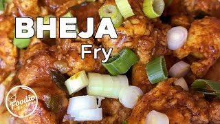 Bheja Fry Recipe | Hyderabadi Lamb Brain Fry Yummy Goat Brain Fry | Easy Brain Fry Recipe by Foodio