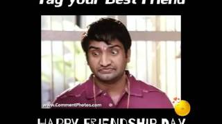Friendship Tamil funny song