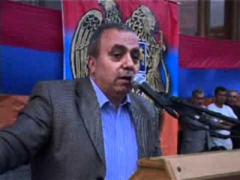 Հրանտ Բագրատյանի ելույթը 8.05.2012