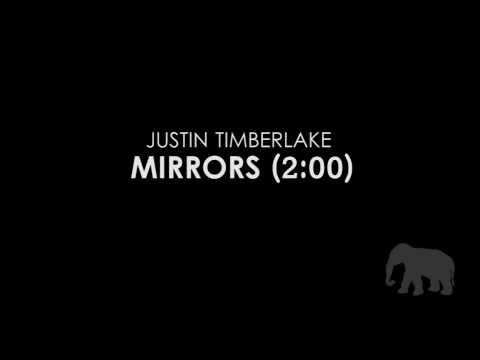 Justin Timberlake - Mirrors (Screwed and Chopped)