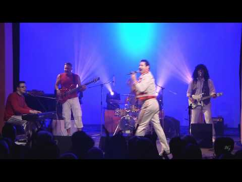 Smile Queen Cover Band Koncert w Klubie Akcent w Grudziądzu 02.03.2012.avi Music Videos
