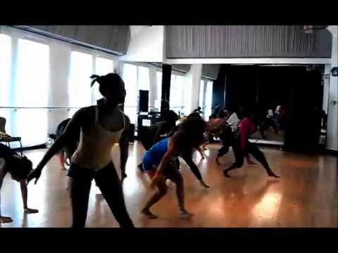 El General - Samba Hey Magdalena Class By Kaleila J. video
