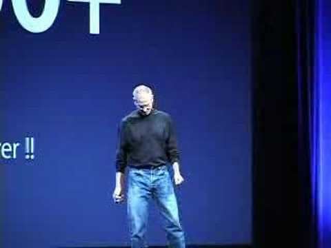Apple spoof of Microsoft leaves audience in stitches