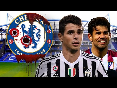 Oscar, Hazard, Costa & Courtois to QUIT Chelsea? | Transfer Talk
