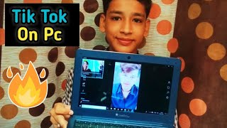 How to download tik tok on pc full version hindi.