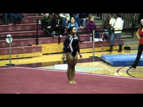 Rashonda Cannie - Floor [12/4/11]