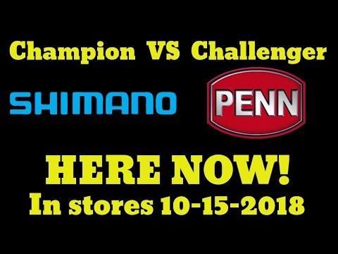 NEW 2019 PENN Spinfisher VI  Liveliner vs the Original ahead of it's time Shimano Thunnus