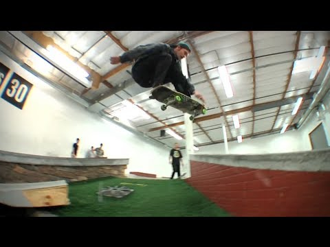 Afternoon In The Park: Danny Dicola - TransWorld SKATEboarding
