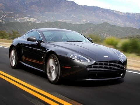 Vantage V8 Review - Exotic Driver