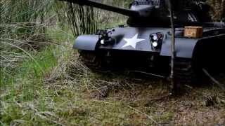 Messing about in the Woods 1:6 Scale M113 & M47