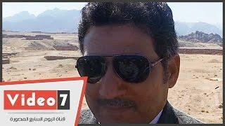 بالفيديو .. وزير الري : الرئيس أمر بحلول جذرية لأزمة السيول بجنوب سيناء