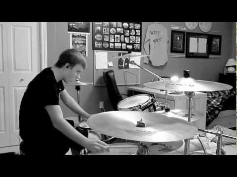 THE WITCH WAS RIGHT - SKY (drum cover) by Evan Patterson