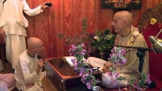 2014.05.14. BG 7.28 HG Sankarshan Das Adhikari Vilnius, Lithuania