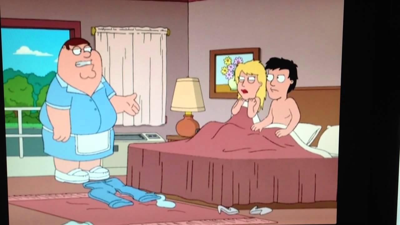 Family Guy Family Names Family Guy Maid Job