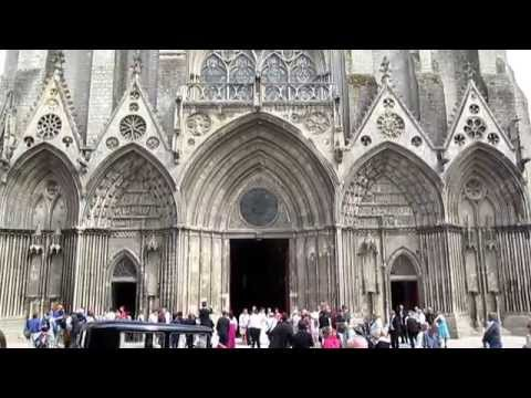 Wedding at Bayeux Cathedral Normandy